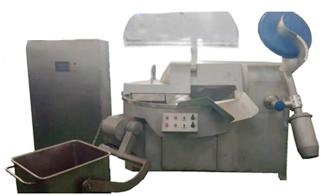 不锈钢斩拌机设备使用注意事项